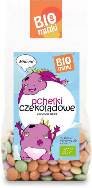 Pchełki Czekoladowe Bio 100 g - Biominki