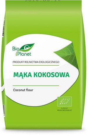 Mąka Kokosowa Bio 400 g - Bio Planet