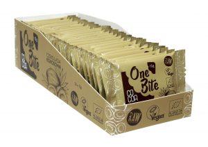 Czekolada One Bite Kokosowa Bio 15 g - Cocoa