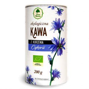 Kawa z Korzenia Cykorii Bio 200 g - Dary Natury