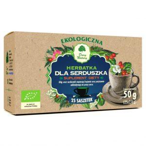 Herbatka Dla Serduszka Bio (25 x 2 G) - Dary Natury