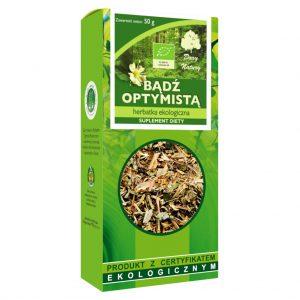 Herbatka Bądź Optymistą Bio 50 g - Dary Natury