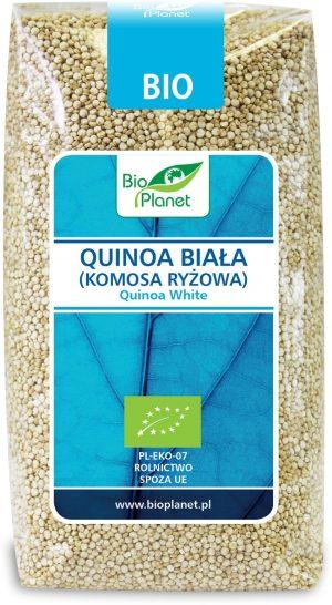 Quinoa Biała (Komosa Ryżowa) Bio 500 g - Bio Planet