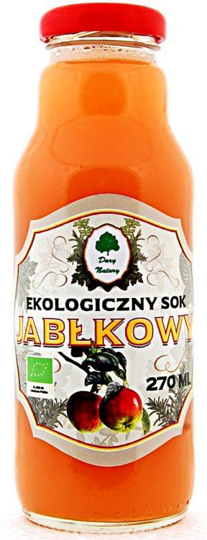 Sok Jabłkowy Bio 270 Ml - Dary Natury
