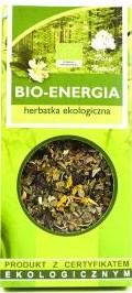 Herbatka Energia Bio 50 g - Dary Natury