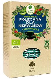 Herbatka Dla Nerwusów Bio (25 x 1,5 G) - Dary Natury