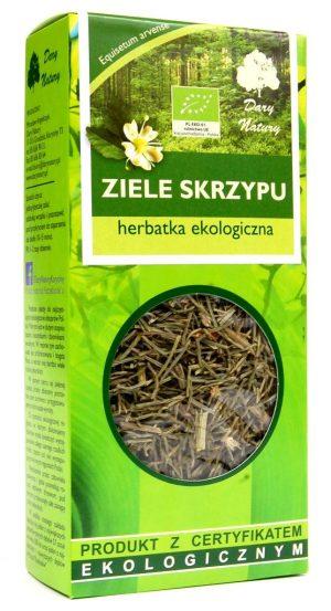 Herbatka z Ziela Skrzypu Bio 25 g - Dary Natury