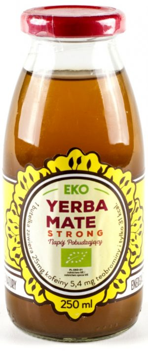Napój Yerba Mate Strong Bio 250 Ml - Dary Natury