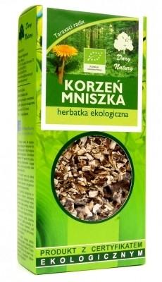 Herbatka z Korzenia Mniszka Bio 100 g - Dary Natury
