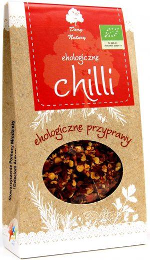 Chili Bio 30 g - Dary Natury