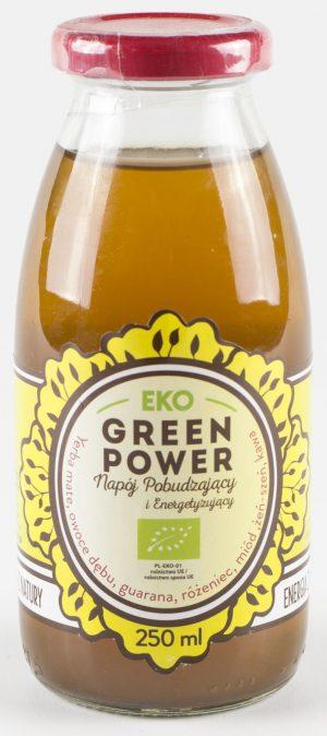 Napój Green Power Bio 250 Ml - Dary Natury