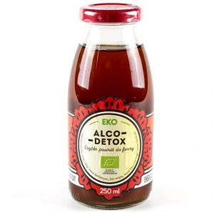 Napój Alco-Detox Bio 250 Ml - Dary Natury