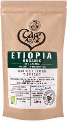 Kawa Palona Mielona Ethiopia Sidamo Bio 250 g - Cafe Mon Amour