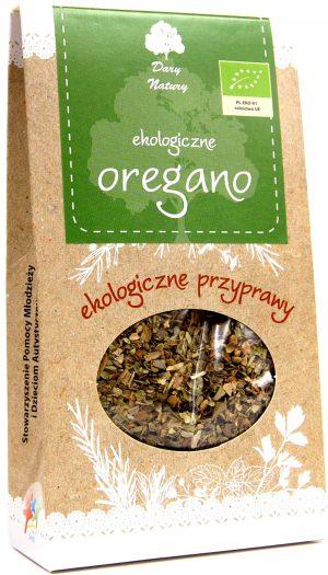 Oregano Bio 20 g - Dary Natury