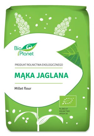 Mąka Jaglana Bio 1 Kg - Bio Planet