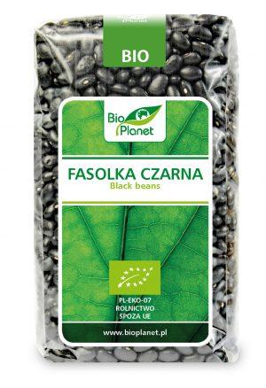 Fasolka Czarna Bio 500 g - Bio Planet