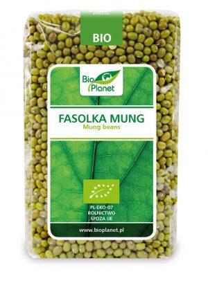 Fasolka Mung Bio 500 g - Bio Planet