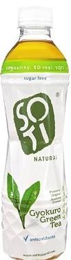 Soti Green Tea Bio 500 Ml