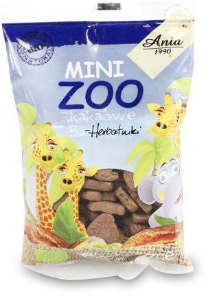 Ciasteczka Kakaowe Mini Zoo Bio 100 g - Bio Ania