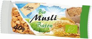 Baton Musli Bio 40 g - Bio Ania