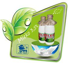 Mleko Ekologiczne 3.2% 1 l
