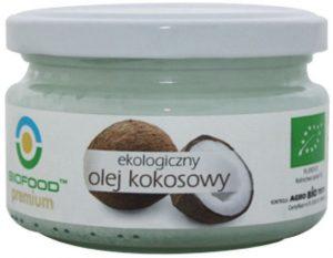 Olej Kokosowy Bezwonny Bio 180 Ml - Bio Food