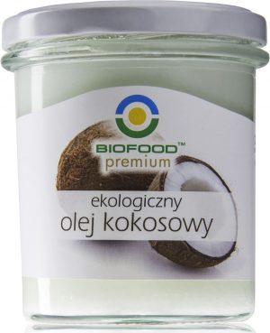 Olej Kokosowy Bezwonny Bio 260 g - Bio Food
