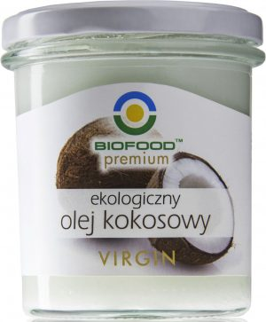 Olej Kokosowy Virgin Bio 260 g - Bio Food
