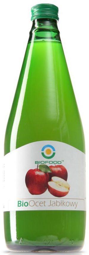 Ocet Jabłkowy Niefiltrowany Bio 700 Ml - Bio Food