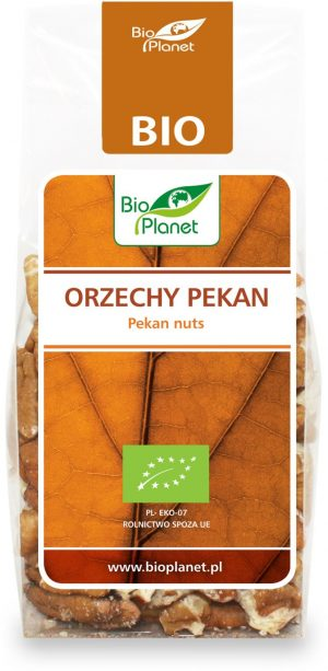 Orzechy Pekan Bio 100 g - Bio Planet