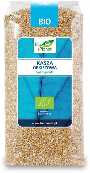 Kasza Orkiszowa Bio 500 g - Bio Planet