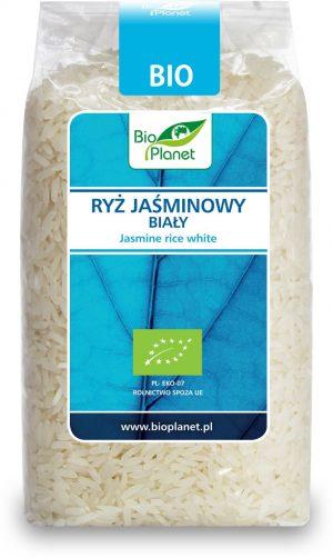 Ryż Jaśminowy Biały Bio 500 g - Bio Planet