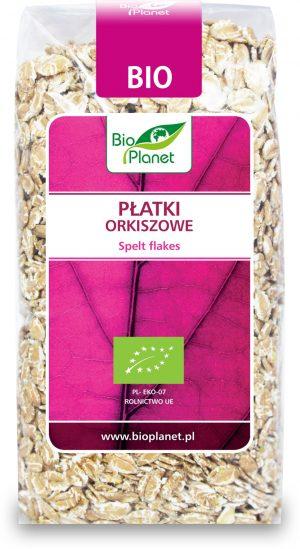 Płatki Orkiszowe Bio 300 g - Bio Planet
