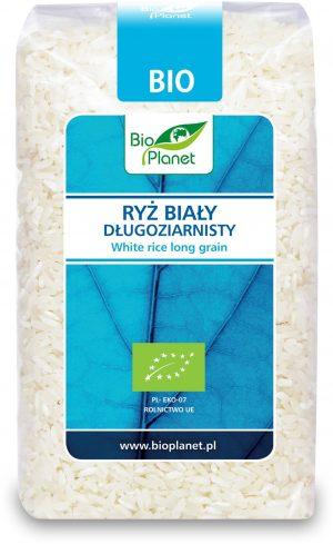 Ryż Biały Długoziarnisty Bio 500 g - Bio Planet
