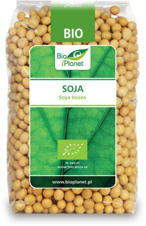 Soja Bio 400 g - Bio Planet