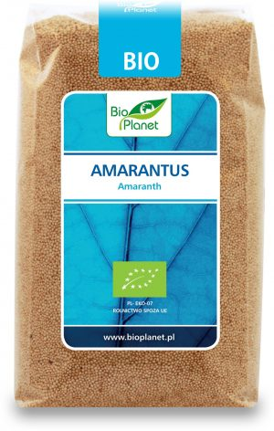Amarantus Bio 500 g - Bio Planet
