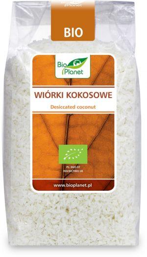 Wiórki Kokosowe Bio 200 g - Bio Planet