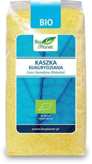 Kaszka Kukurydziana Bio 500 g - Bio Planet