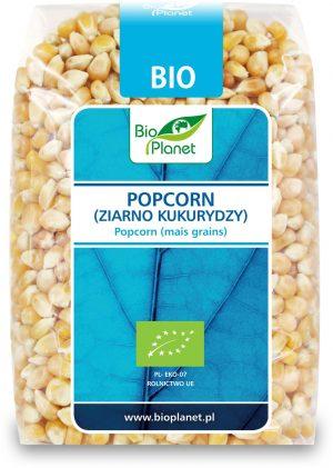 Popcorn (Ziarno Kukurydzy) Bio 400 g - Bio Planet