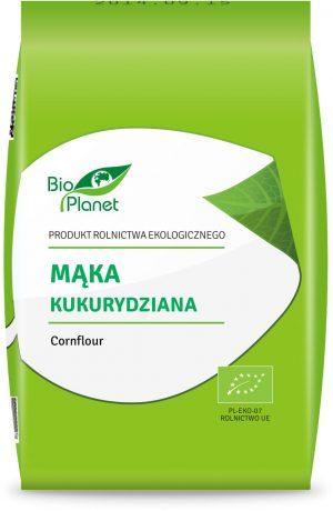 Mąka Kukurydziana Bio 1 Kg - Bio Planet