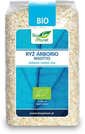 Ryż Arborio Risotto Bio 500 g -  Bio Planet