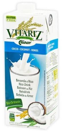 "Napój ""mleko"" Ryżowe Kokosowe Bio 1 l - Vitariz"