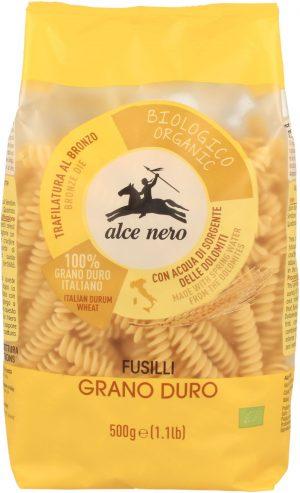 Makaron (Semolinowy) Fusilli Bio 500 g - Alce Nero
