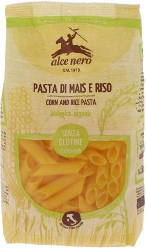 Makaron (Kukurydziano - Ryżowy) Penne Bio 250 g - Alce Nero