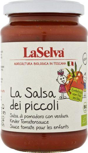 Sos Pomidorowy Dla Dzieci Bio 340 g