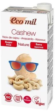 Napój z Orzechów Nerkowca Bez Cukru Bio 1 l - Ecomil