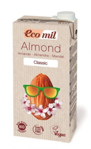 Napój Migdałowy Classic Bio 1 l - Ecomil