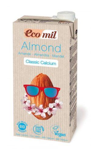 Napój Migdałowy Classic z Wapniem Bio 1 l - Ecomil