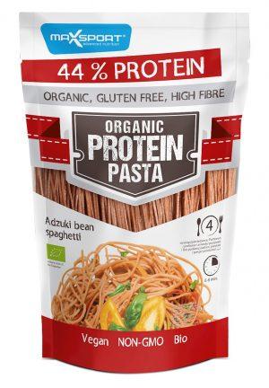 Makaron (Z Czerwoną Fasolą Adzuki) Spaghetti Bezglutenowy Bio 200 g - Maxsport