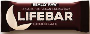Baton Czekoladowy Raw Bio 47 g - Lifefood